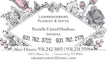 Lawrenceburg Florists